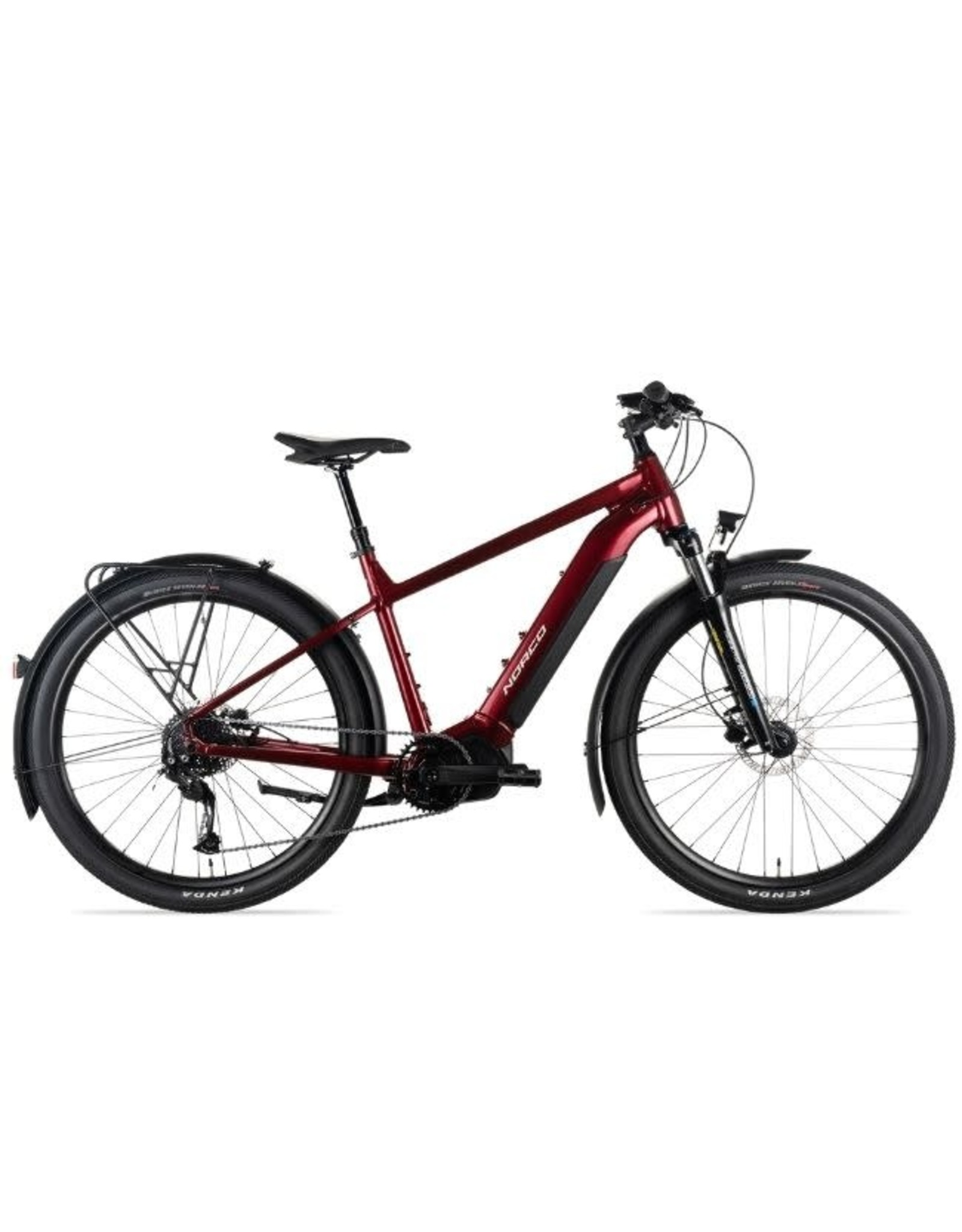 Norco NORCO INDIE VLT 1 RED/SLV S