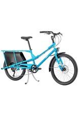 Yuba YUBA Blue Kombi, Mid-tail, 24 Inch wheels 9 Speed 24 Inch Bike