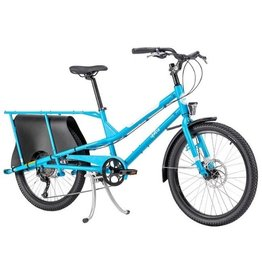 Yuba YUBA Blue Kombi, Mid-tail, 24 Inch wheels 9 Speed 24 Inch Bike
