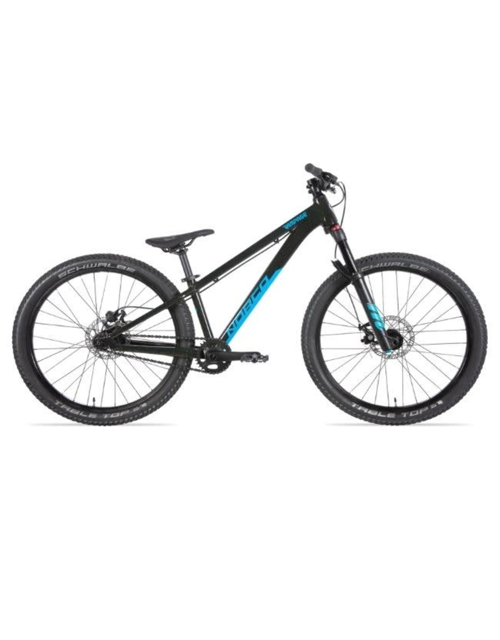 Norco NORCO RAMPAGE 4.1  S24 BLACK/BLUE