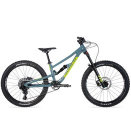 "Norco NORCO FLUID FS 4.1 S 24"" BLUE/GREEN - IN STORE PICKUP ONLY"
