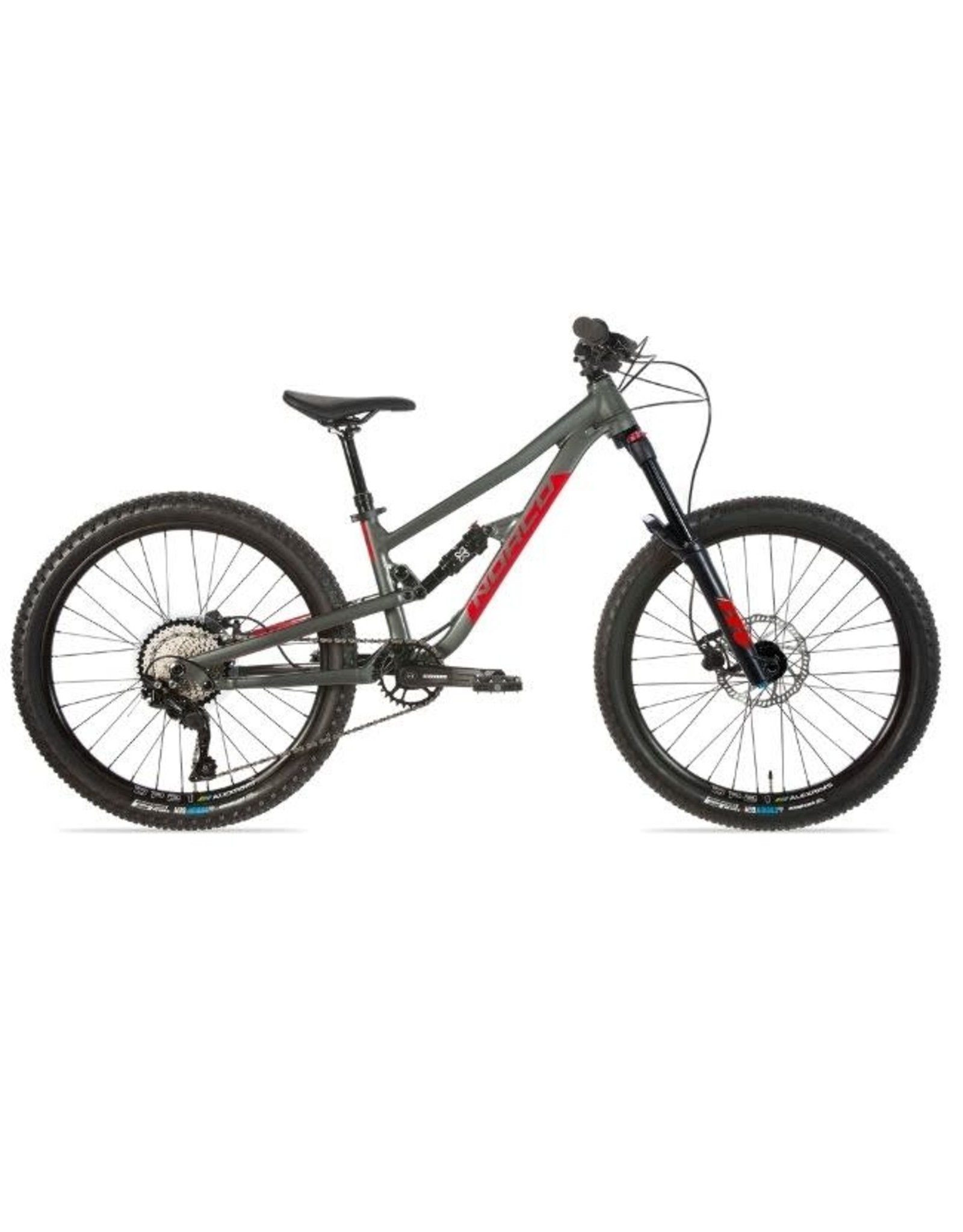 Norco NORCO FLUID 4.2 FS GREY/RED S