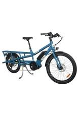 Yuba Yuba Spicy Curry Blue Yuba/ Bosch USA Mid-Drive Cargo Bike