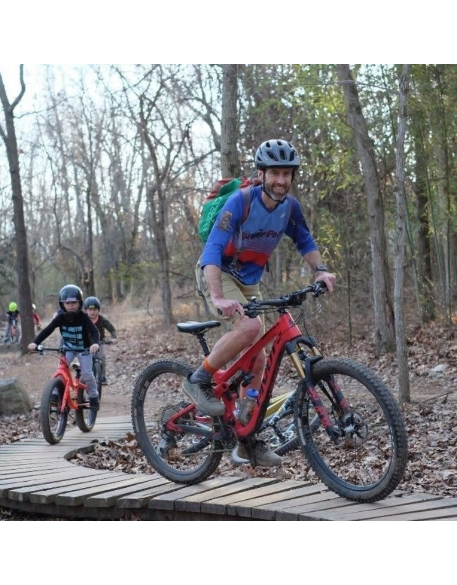 Buddy Pegs Private Lessons - MTB