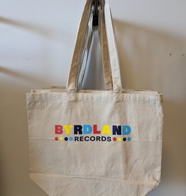 "Byrdland Canvas Tote Bag ""Byrdland"""