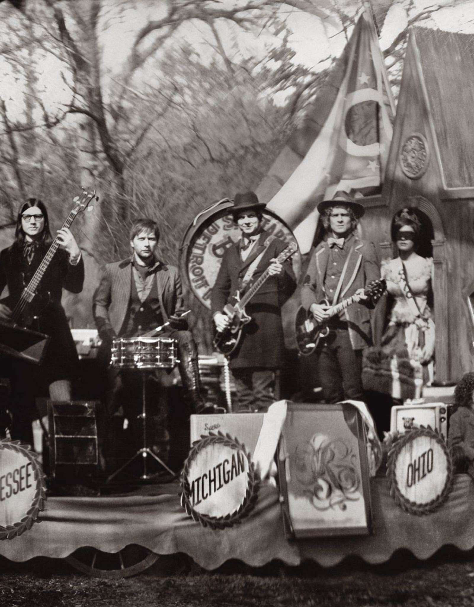 Raconteurs - Consolers Of The Lonely