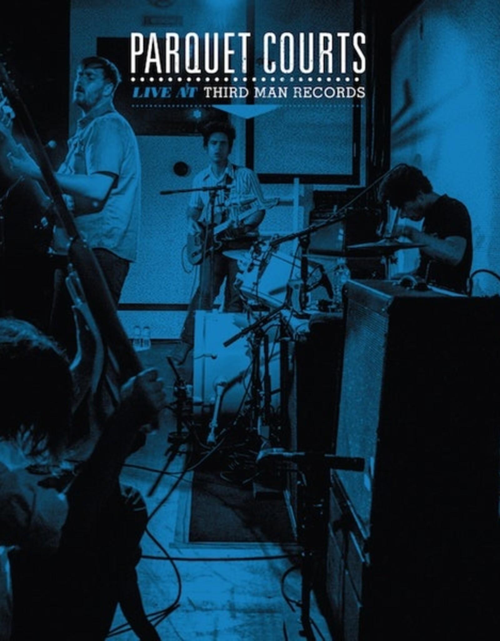 "Parquet Courts - Live At Third Man Records (12"" Vinyl)"