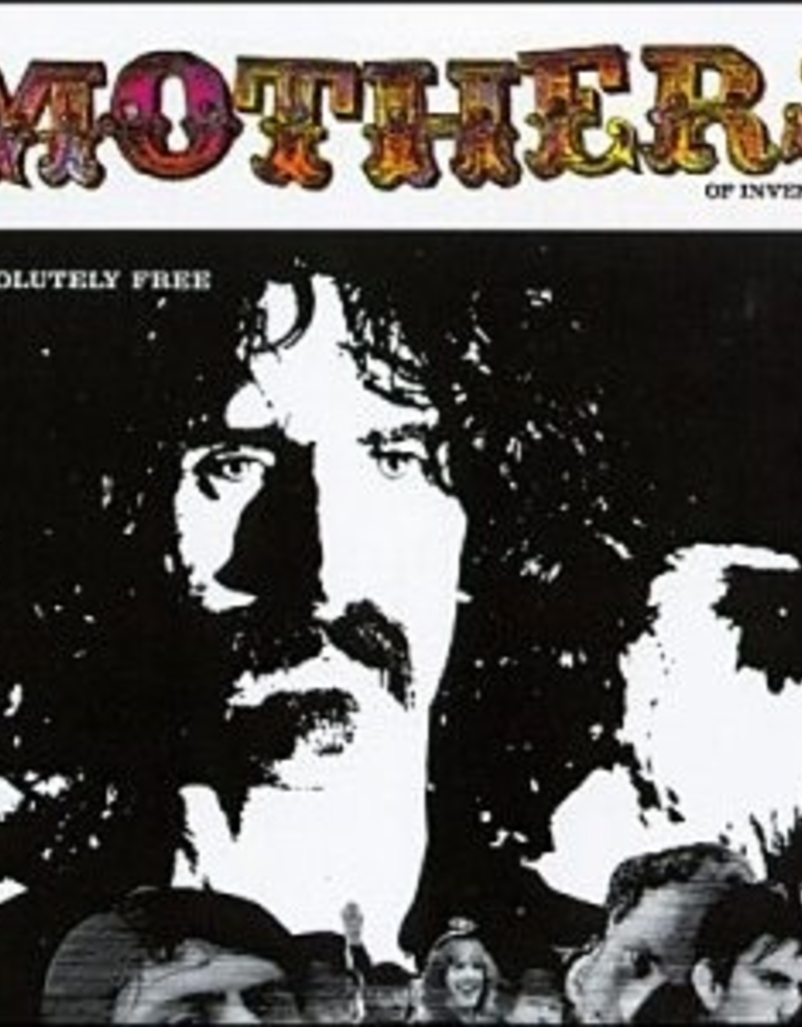 Frank Zappa - Absolutely Free