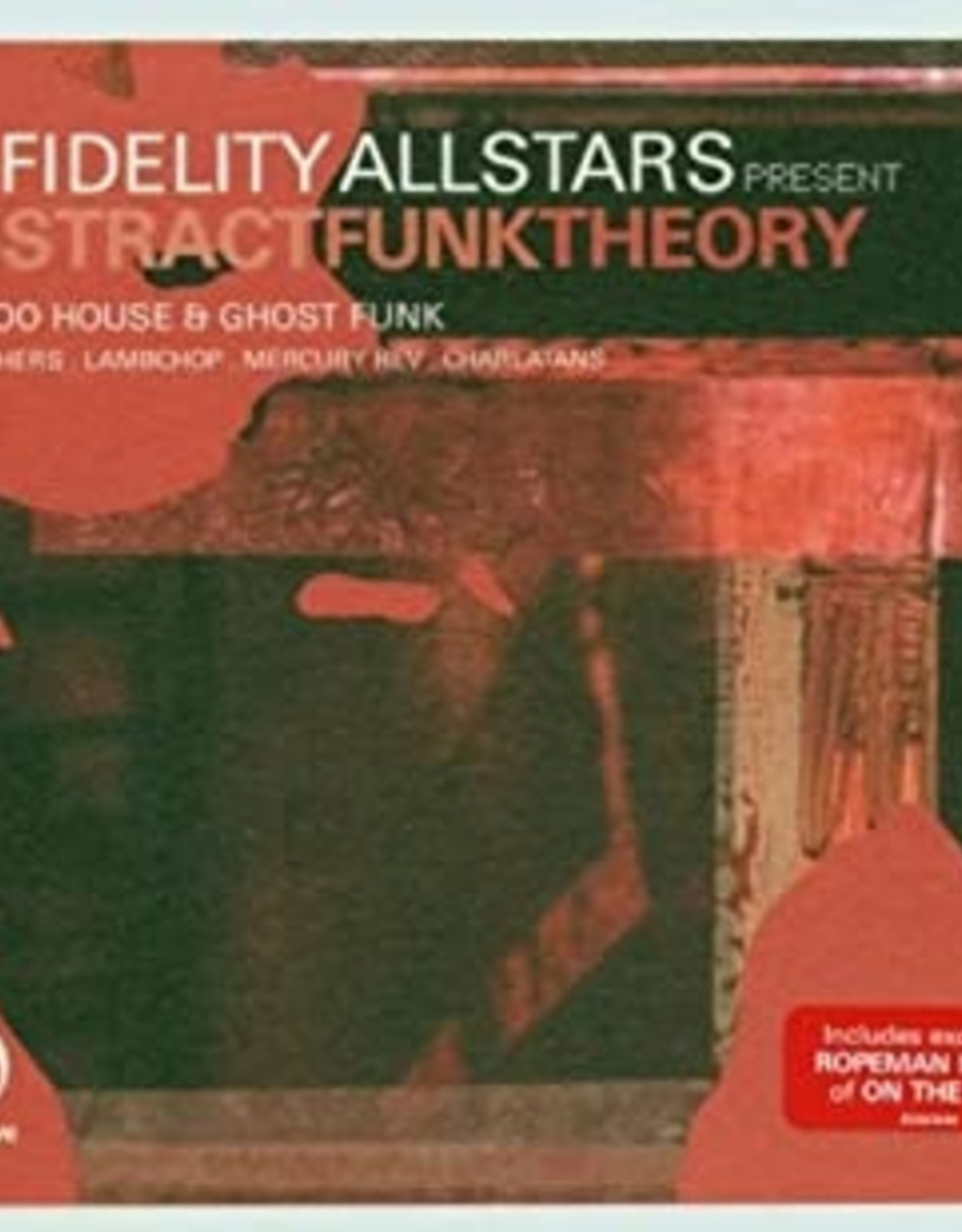 Various - Lo Fidelity All Stars  Presents Abstract Funk Theory (2 Lp'S)