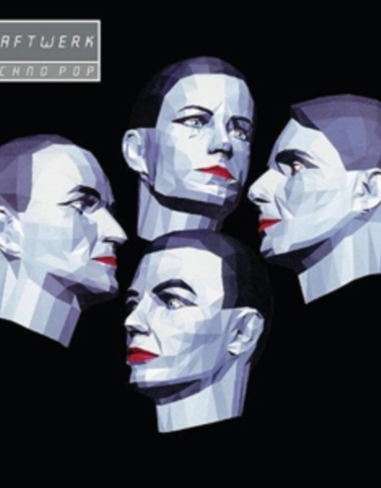 Kraftwerk - Techno Pop - color