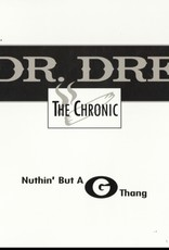 "Dr. Dre - Nuthin' But A ""G"" Thang (RSD 2019)"