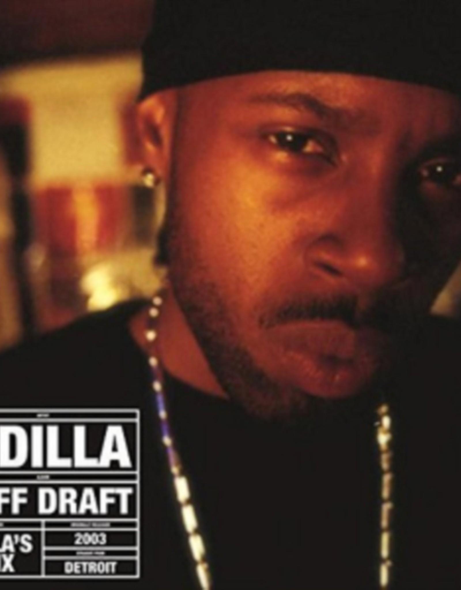J Dilla - Ruff Draft: Dilla's Mix - The Instrumentals