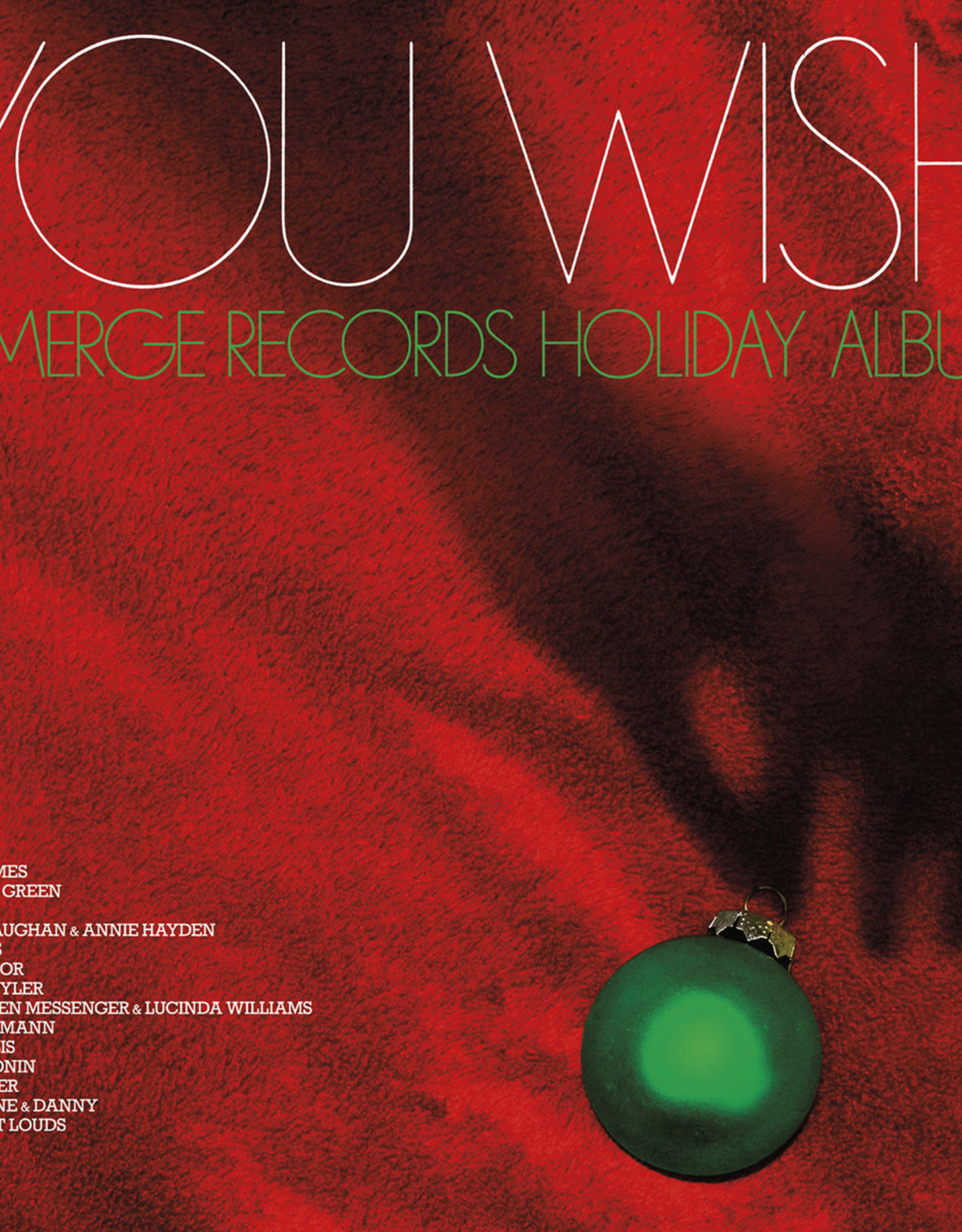 Various Artists - You Wish Merge Holiday