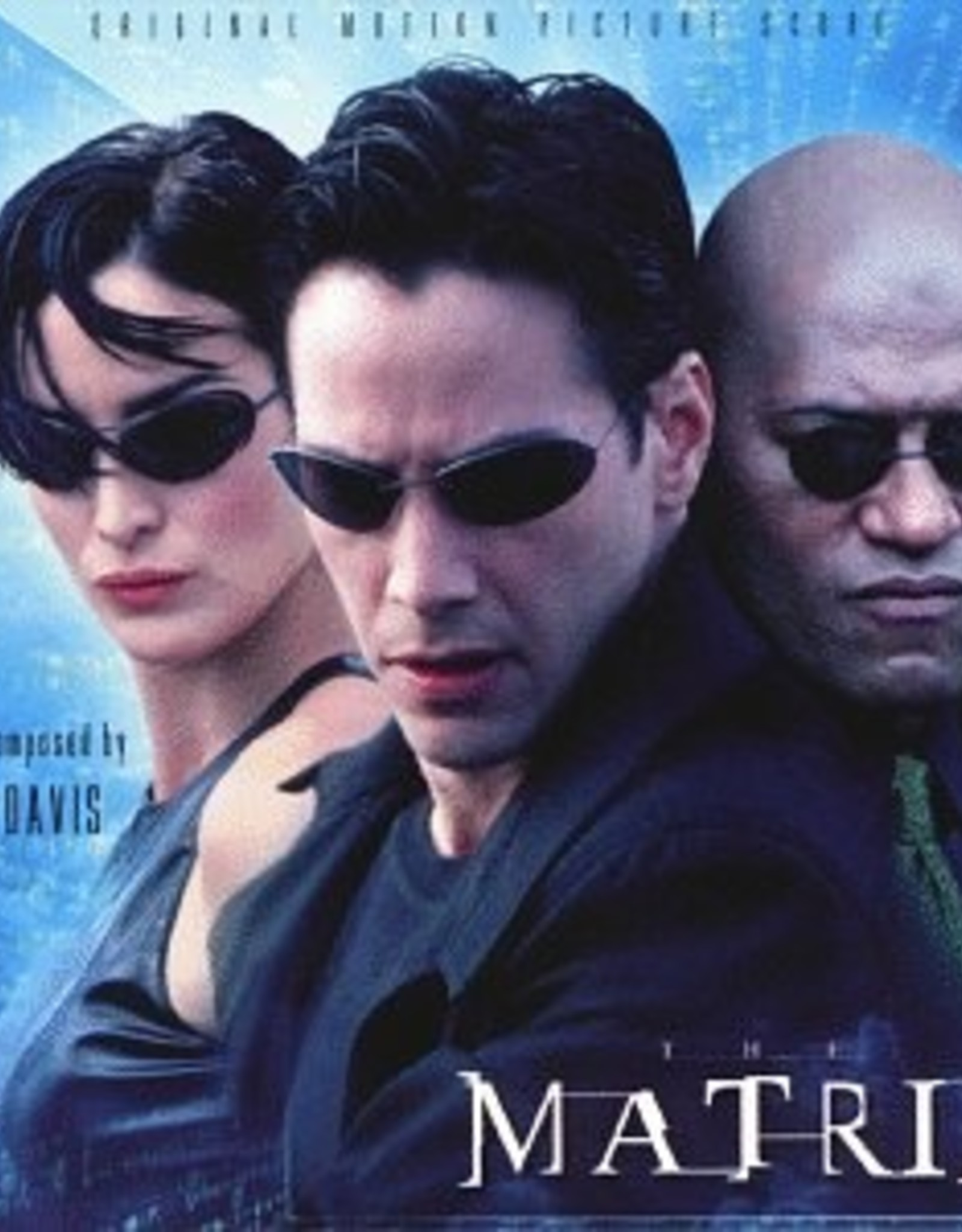 Don Davis - Matrix Ost (Picture Disc)