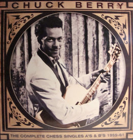 Chuck Berry (3 Lp'S) - Complete Chess Singles A'S & B'S 1