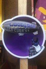 "Ice Cube ""Good Day"" Sticker"