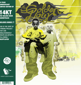 14Kt - The Golden Hour Soundtrack (10 Year Anniversary)(RSD 2018)