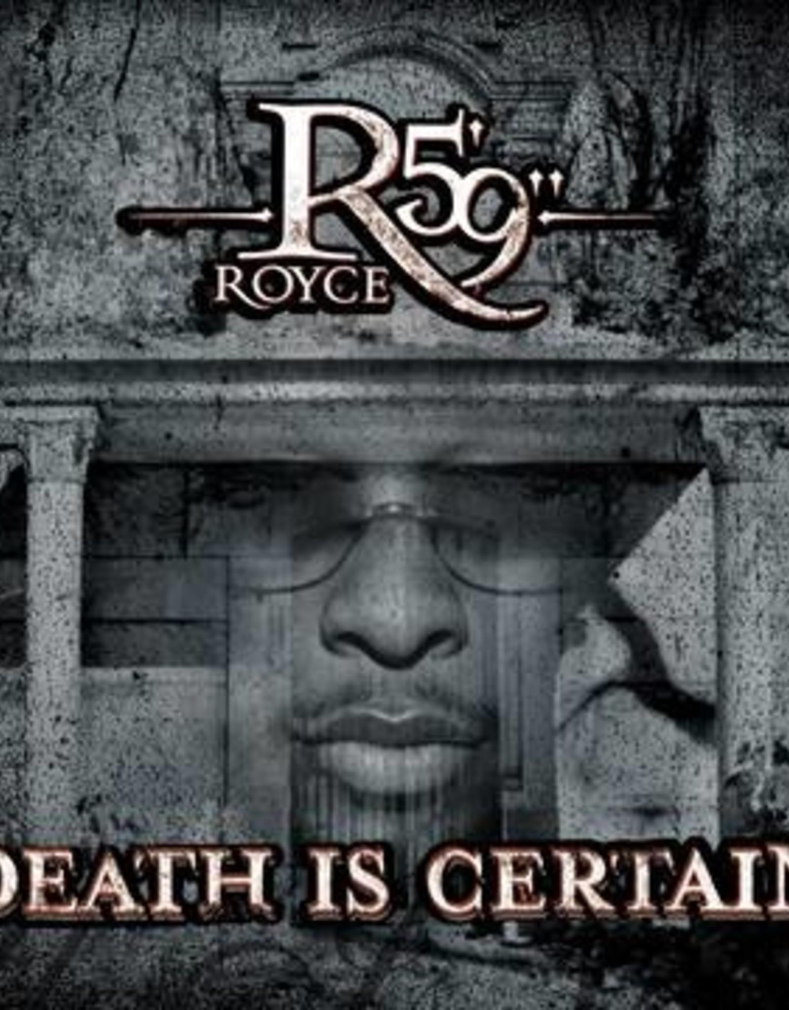 """Royce Da 5'9"""" - Death Is Certain (RSD 2018)"""