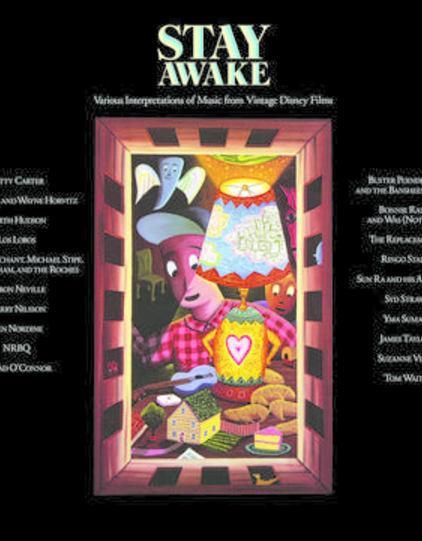 Various Artists - Stay Awake: Various Interpretations Of Music From Vintage Disney Films [2 Lp] (RSD 2018)
