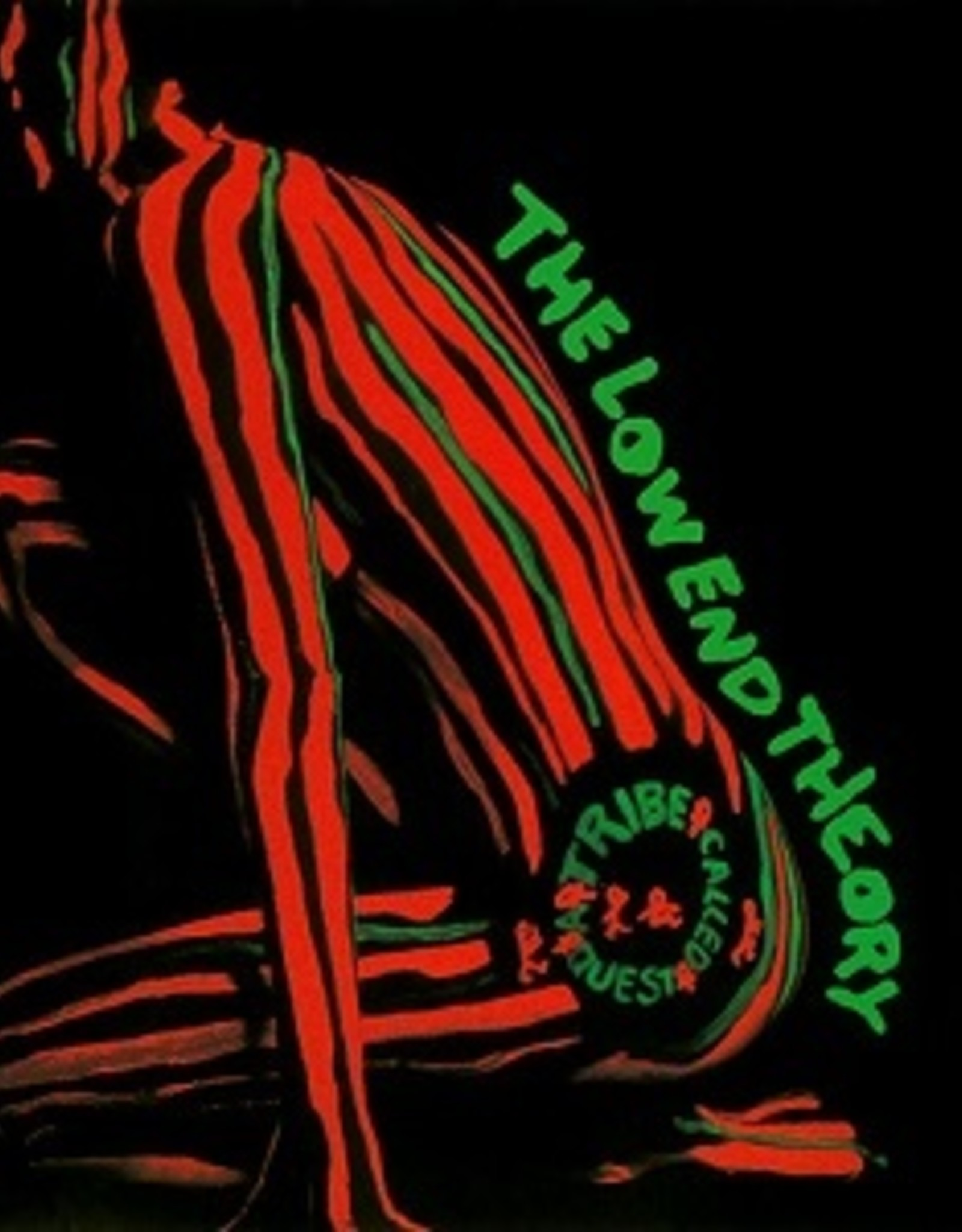 Tribe Called Quest - Low End Theory