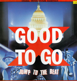 Good To Go - Soundtrack - Trouble Funk / E.U. / Chuck Brown (sealed w/slit)