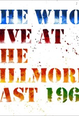 The Who - Live At The Fillmore East