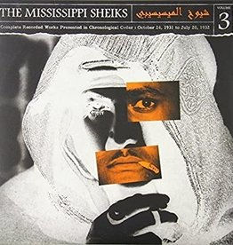 """The Mississippi Sheiks - The Complete Recorded Works In Chronological Order Volume 3 (12"""" Vinyl)"""