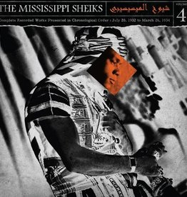 """The Mississippi Sheiks - The Complete Recorded Works In Chronological Order Volume 4 (12"""" Vinyl)"""