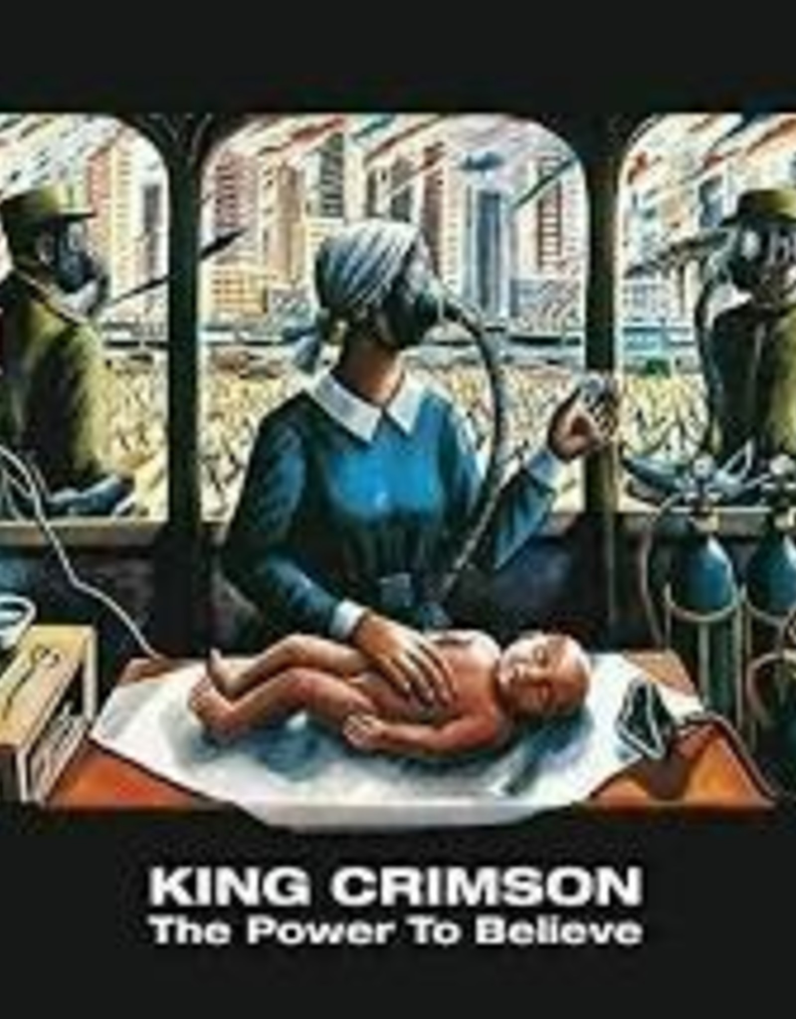King Crimson - Power To Believe (200gm Vinyl)