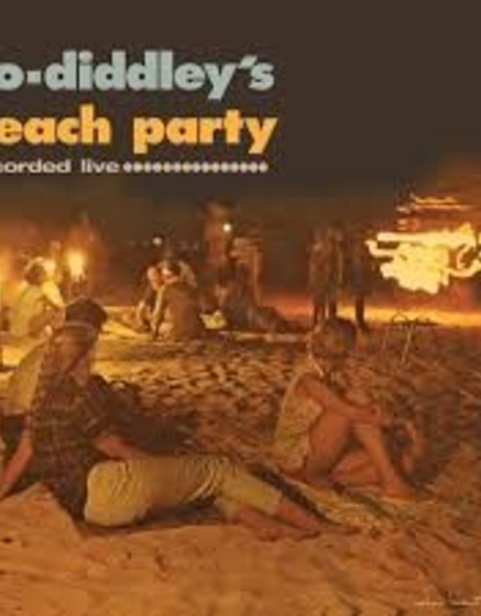 Bo Diddley - bo-diddley's beach party (live)