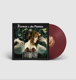 Florence & the Machine - Lungs (10th Anniversary Color Vinyl)