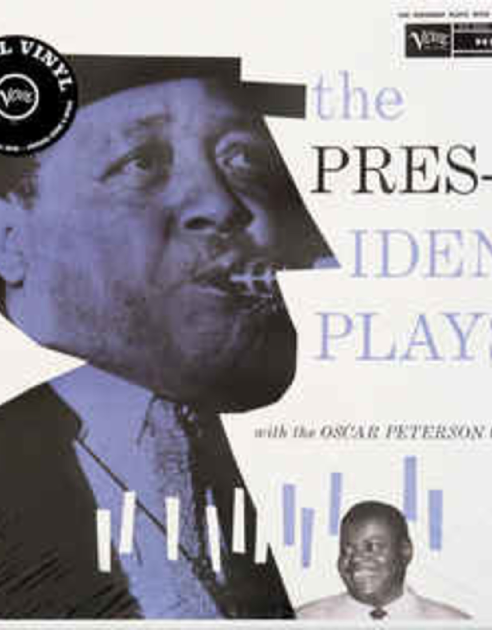 Lester Young - The President Plays With the Oscar Peterson Trio