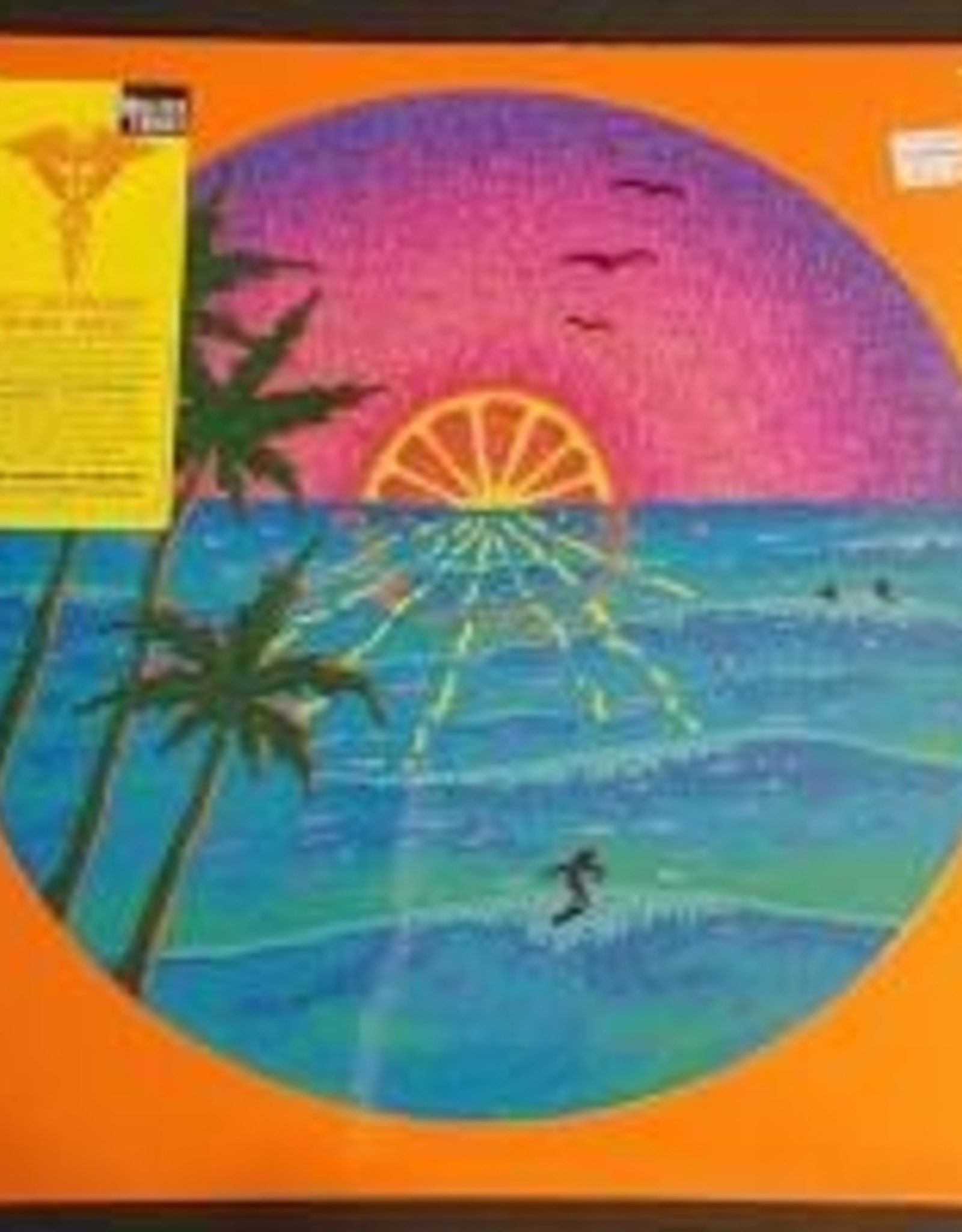 Jazz Dispensary: Orange Sunset (Yellow Starburst Vinyl) (RSD 2020 BF)