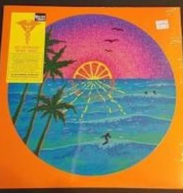 Jazz Dispensary: Orange Sunset (Yellow Starburst Vinyl) (RSD 2020 BF)