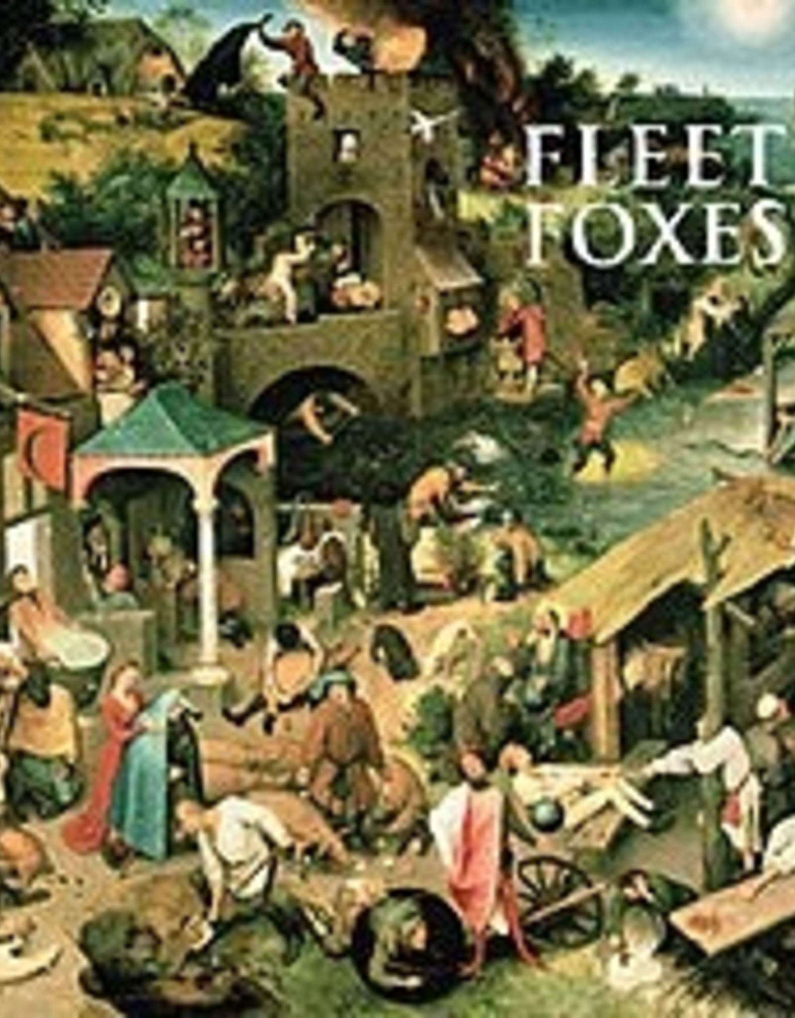 Fleet Foxes - Fleet Foxes