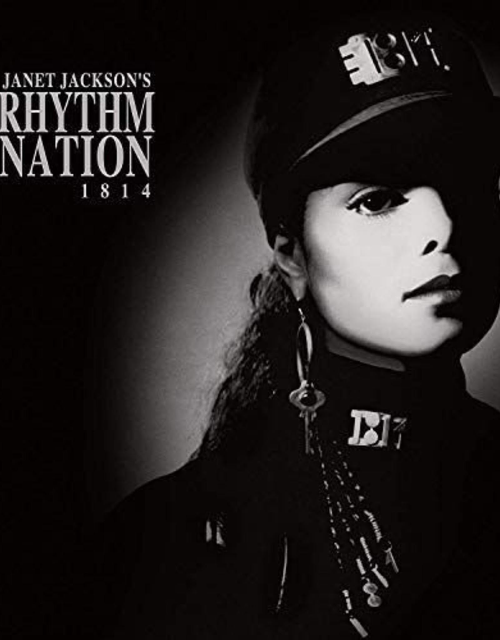 Janet Jackson - Janet Jackson'S Rhythm Nation 1814 (2 Lp)