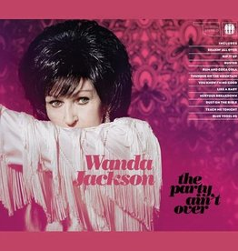 "Wanda Jackson - The Party Ain'T Over (12"" Vinyl)"