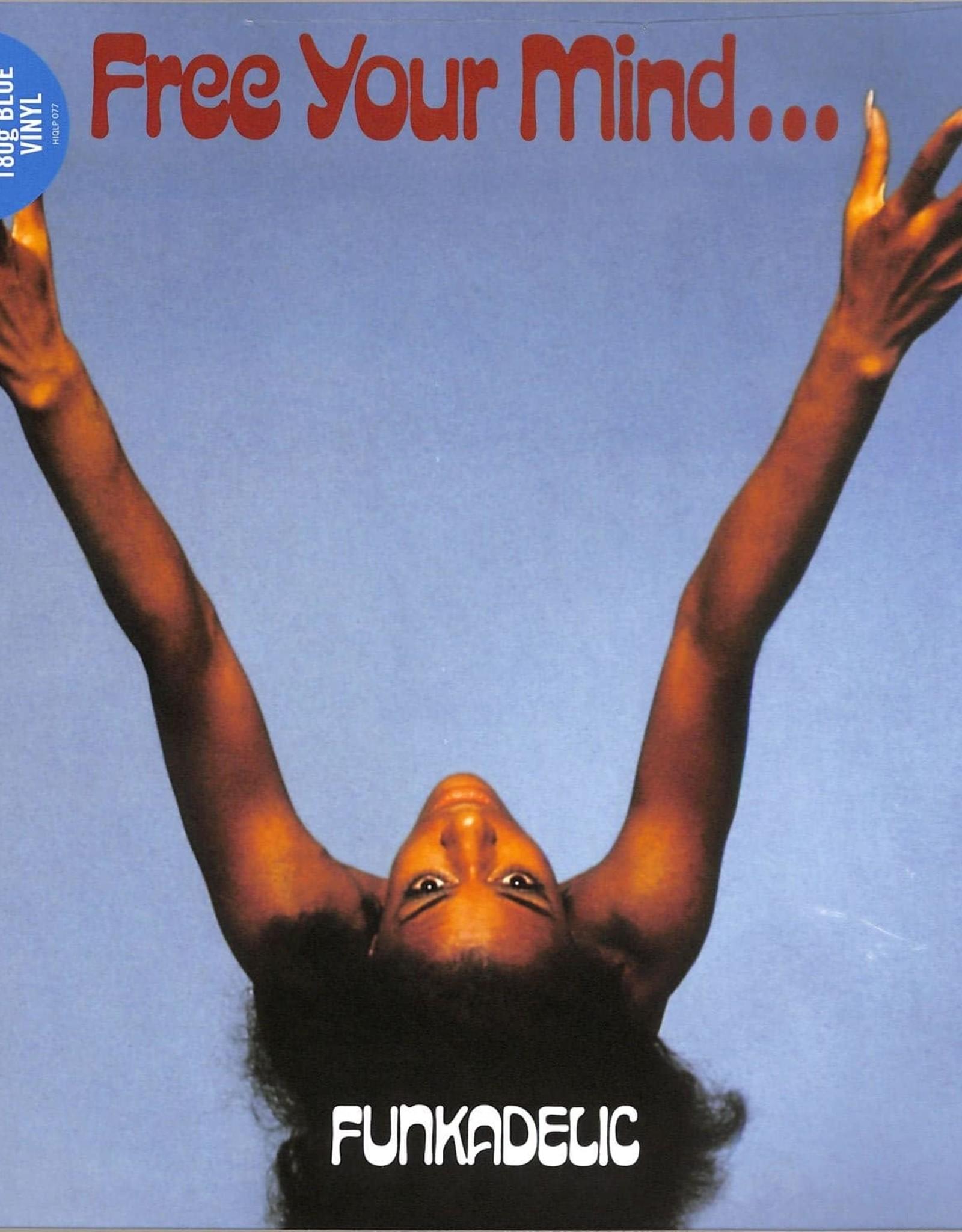 Funkadelic - Free Your Mind (180gm Blue Vinyl)