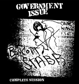 Government Issue - Boycott Stabb - Complete Session