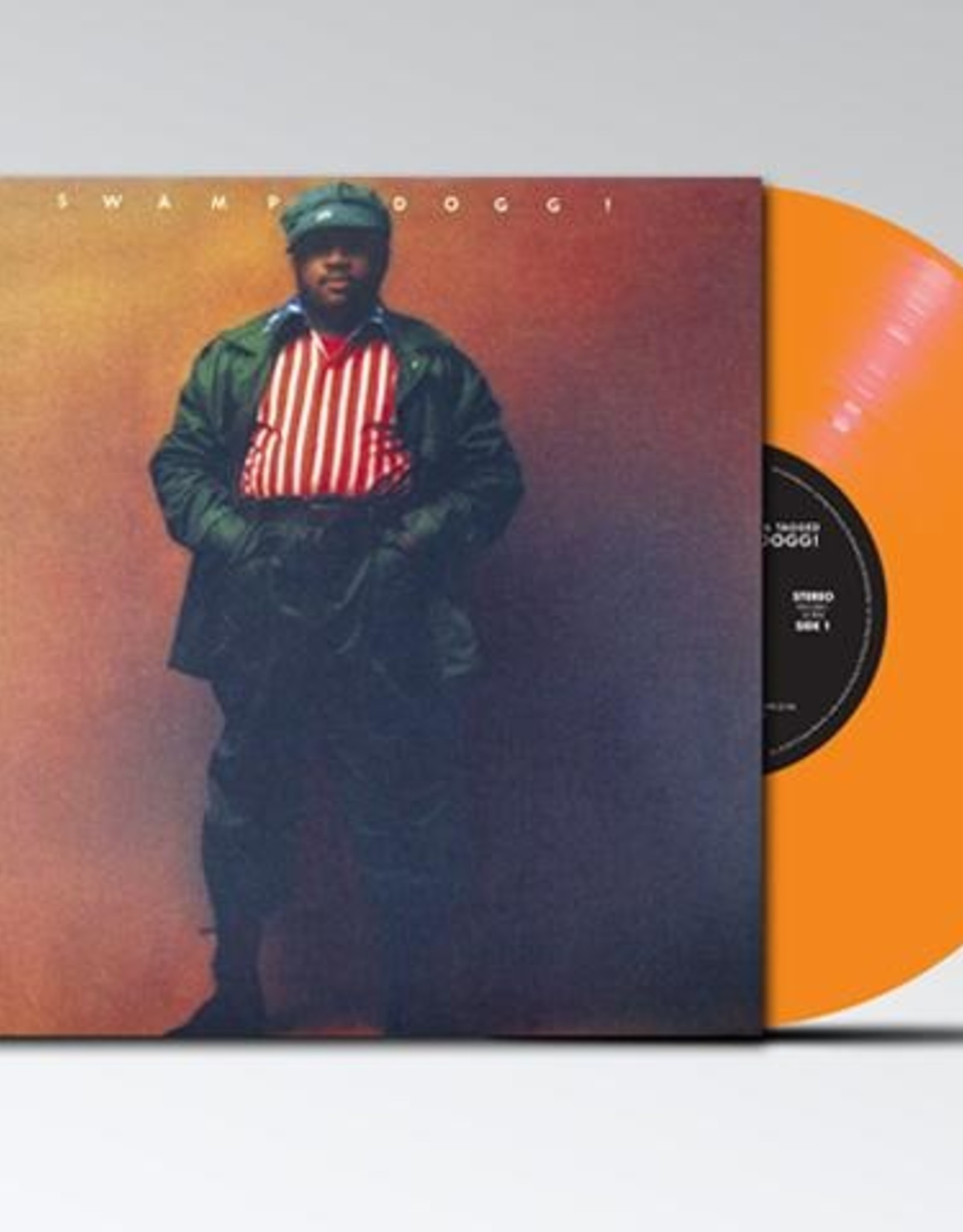 Swamp Dogg - Cuffed, Collared & Tagged (Tangerine Vinyl)