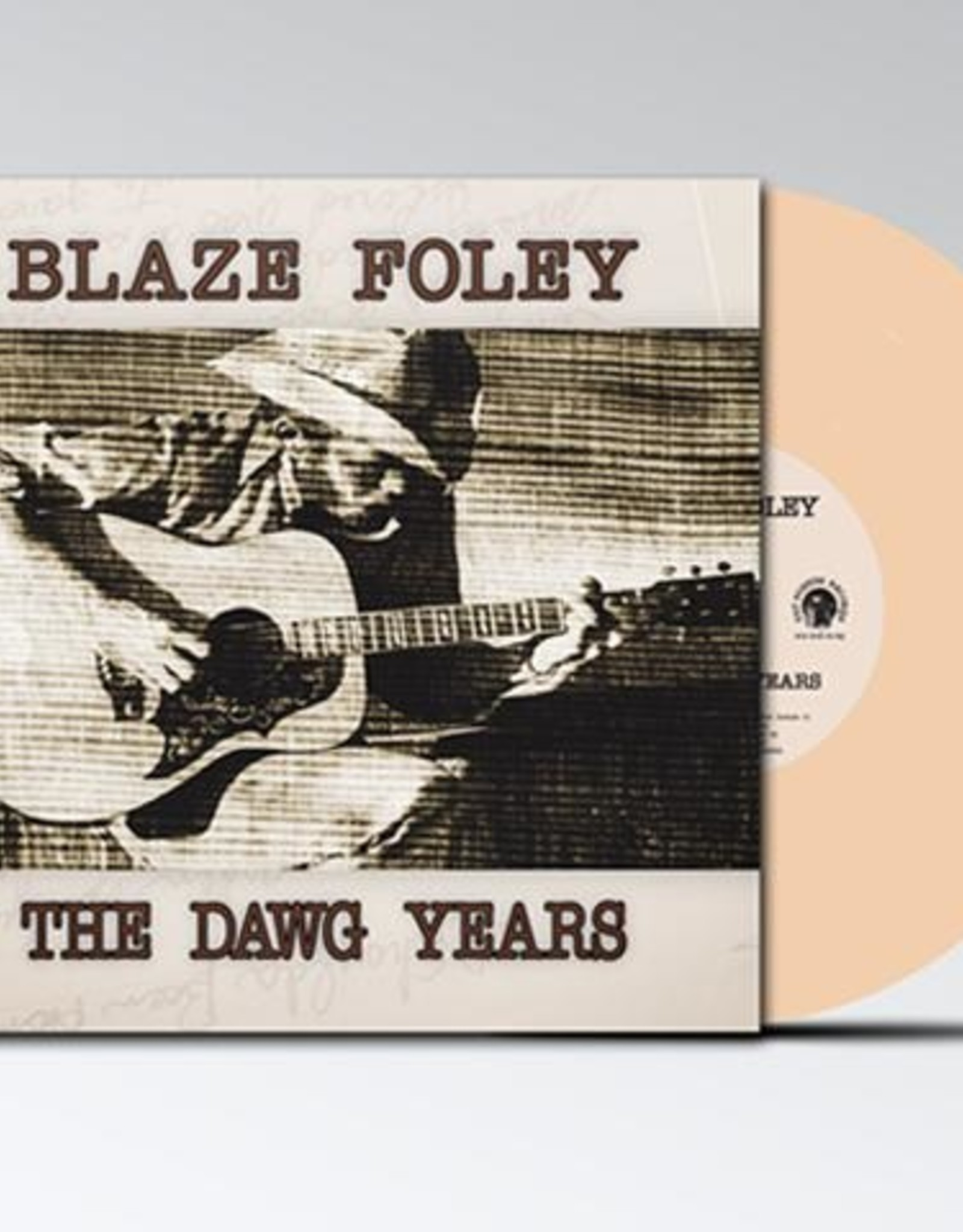 Blaze Foley - The Dawg Years (Cream Vinyl)