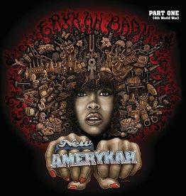 Erykah Badu - New Amerykah Part 1: 4Th Global Vibes War
