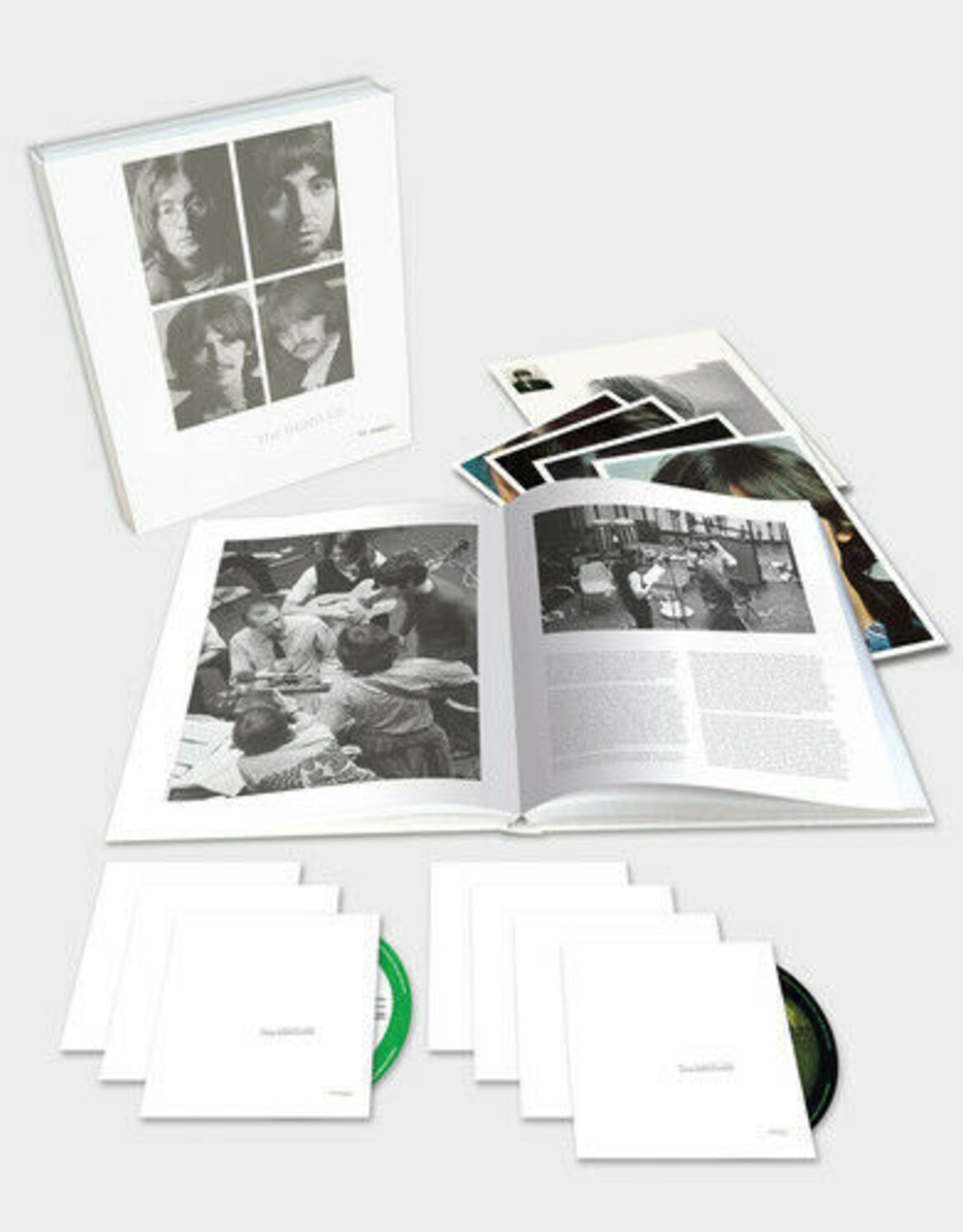 Beatles - The Beatles (White Album) And Esher Demos [Deluxe Box]