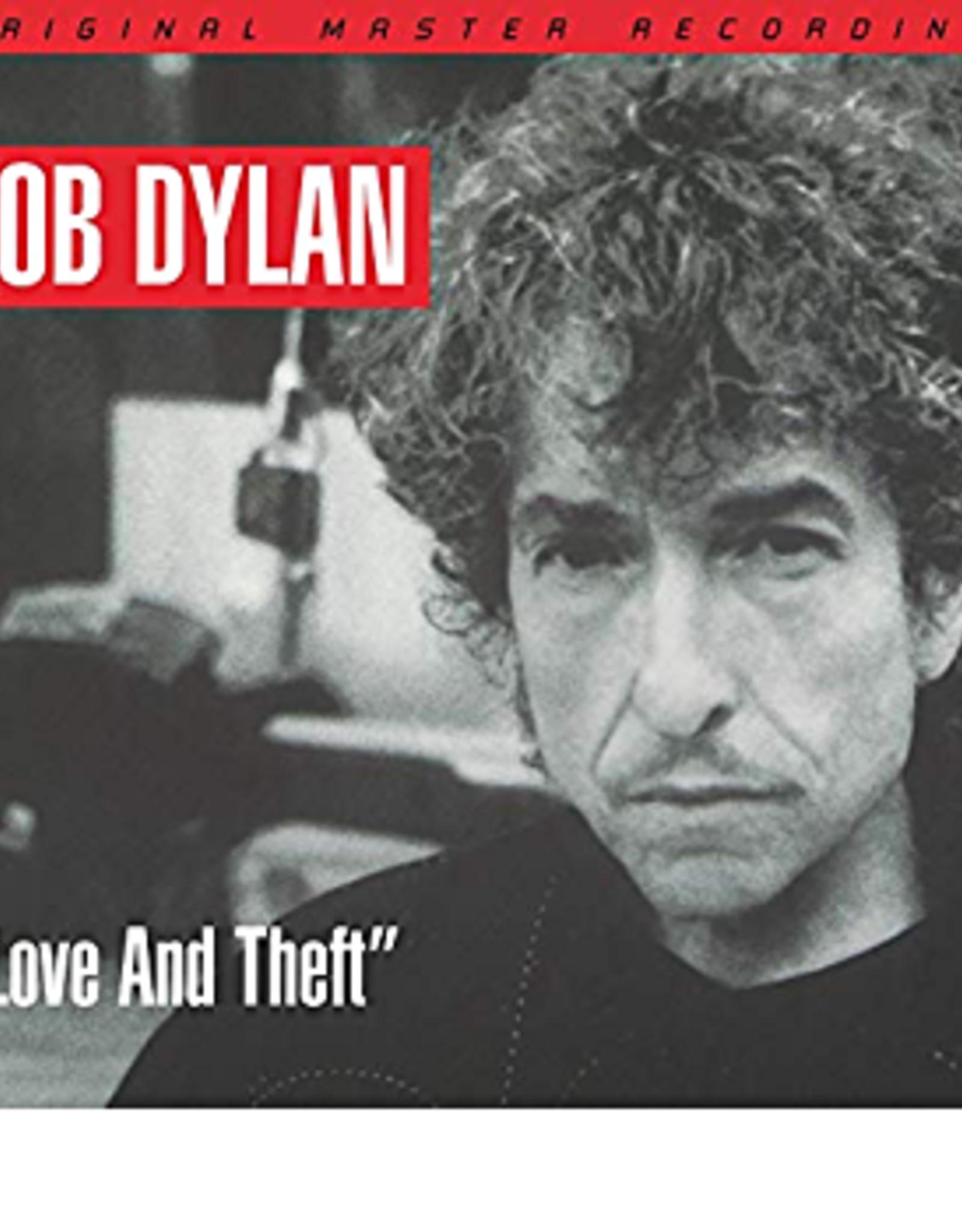 Bob Dylan - Love & Theft (2 Lp'S -180 Gram)