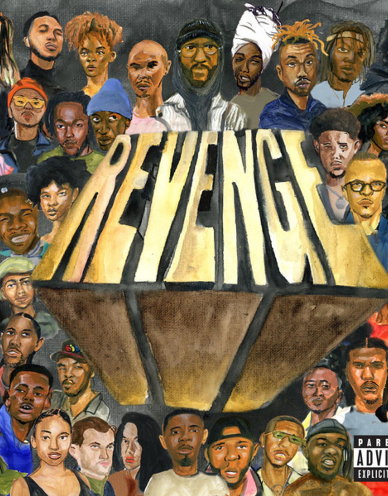 Dreamville; J. Cole - Revenge Of The Dreamers iii (2Lp)
