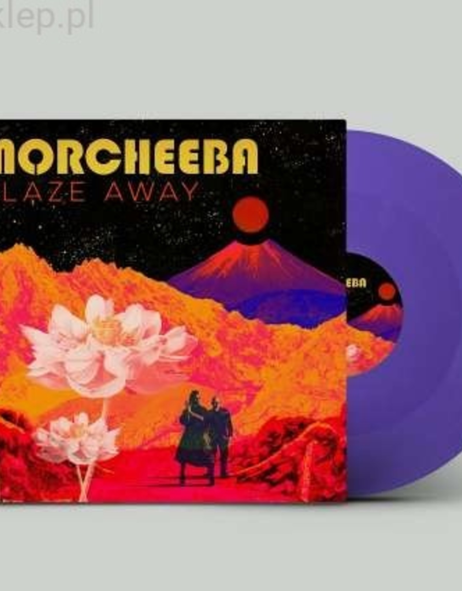 Morcheeba - Blaze Away (Lilac Vinyl) (Indie Only)