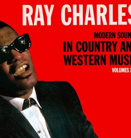 Ray Charles - Modern Sounds In Country/Folk & Western Music, Vol. 1 & 2 (2Lp)