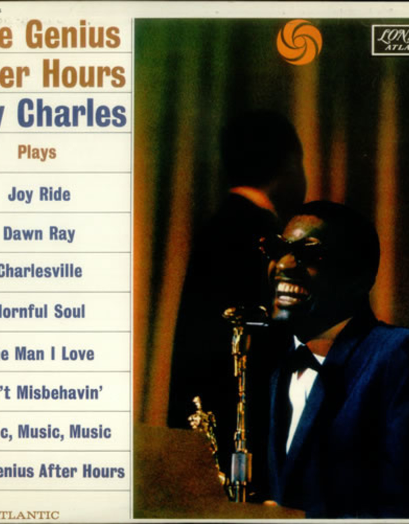 Ray Charles - Genius After Hours (Mono) (I)