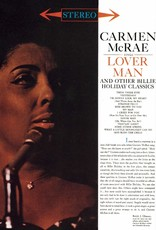 Carmen McRae: Sings Lover Man & Other Billie Holiday Classics