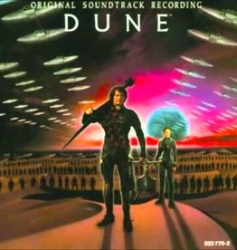 Toto and Brian Eno - Dune OST